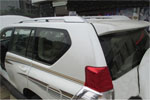Рейлинги для Toyota LC Prado FJ150 2009+ (Kindle, TP-R01)