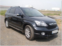 Рейлинги для Honda CR-V 2006-2012 (Kindle, CRV-R71)