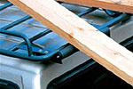 Ролики для багажников с двумя бортами (1) (ARB, 3700300)