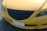 "Решетка радиатора ""Carbon 2"" Mazda 6 2003-2008 (S-Line, MAGR067)"