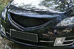 Решетка радиатора (без планки) для Mazda 6 (от 2008) (BGT-PRO, BGT-PRO-RR-MAZ6-08)