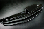 """Решетка радиатора """"Bright design"""" Hyundai Elantra 2011- (SMotors, HYU-EL11RR.4584)"""