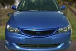Решетка радиатора для Subaru Impreza HB 2007- (Ad-Tuning, AdTun-SUIH01)