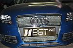 Решетка радиатора и бампера («сетка») для Audi A4 (до 2010)  (BGT-PRO, BGT-PRO-RRB-AU-A4)