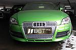 Решетка радиатора и бампера («сетка») для Audi TT (до 2010)  (BGT-PRO, BGT-PRO-RRB-AU-TT)