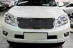 Решетка радиатора хром «Bentley Style» для Toyota Prado FJ150  (заменяемая) (BGT-PRO, BGT-PRO-RRBSHR-TOYPR150)