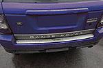 Накладка на задний бампер для Range Rover Sport 2001-2012 (Kindle, RR-P21)