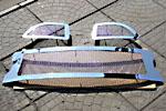 "Накладка на решетку радиатора ""сетка"" Range Rover Sport (BGT-PRO, RRSET-ROVSP)"