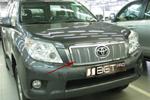 "Накладка на решетку радиатора ""сетка"" Toyota Prado FJ150 (BGT-PRO, RRSET-TPRFJ150)"