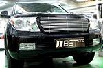 Решетка радиатора TG (заменяемая) для Toyota LC200 (BGT-PRO, BGT-PRO-RRTG-TOYLC200)