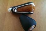 Ручка КПП и раздатки для Toyota LC Prado 120 2002+ (S-LINE, TLC120.GEAR.K01)