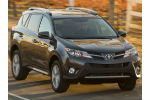 Рейлинги для Toyota RAV4 2013+ (Kindle, RV-R31)