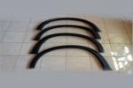 Расширители колесных арок для BMW X5 (E70) 2006-2014 (S-line, RBMW1)