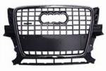 Решетка радиатора (S-Line) для Audi Q5 2009-2012 (S-Line, SQ509)