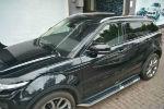 Рейлинги на крышу для Land Rover Evoque 2011+ (S-LINE, LREVRR01)