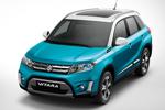 Тюнинг Suzuki Vitara 2015+
