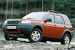 Тюнинг Land Rover Freelander 1997-2003