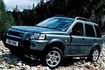 Тюнинг Land Rover Freelander 2003-