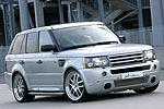 Тюнинг Range Rover Sport 2005-