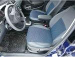 Авточехлы (Premium Style) для салона Seat Ibiza 2008+ (MW BROTHERS)