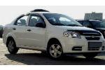 Дефлекторы окон для Chevrolet Aveo 2006-2011 (SIM, SCHAVES0332)