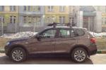 Дефлекторы окон для BMW X3 (F25) 2011+ (SIM, SBMWX31132)