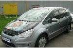 Дефлекторы окон для Ford S-MAX 2006-2010 (SIM, SFOSMA0632)