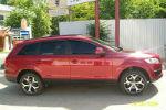 Дефлекторы окон для Audi Q7 2006+ (SIM, SAUDQ70532)