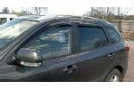 Дефлекторы окон для Hyundai Santa Fe 2005+ (SIM, SHYSAN0532)