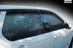 Дефлекторы окон для Land Rover Discovery Sport 2015+ (SIM, SLRDISS1532)