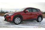 Дефлекторы окон для Mazda CX5 2012+ (SIM, SMACX51232)