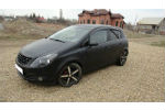 Дефлекторы окон для Opel Corsa D 2006+ (SIM, SOPCOH50732)