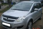 Дефлекторы окон для Opel Zafira B 2006+ (SIM, SOPZAF0632)