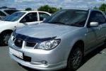 Дефлектор капота для Subaru Impreza 2006-2008 (SIM, SSUIMP0612)