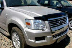 Дефлектор капота для Ford Ranger 2006-2009 (SIM, SFORAN0612)