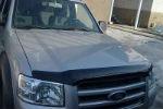 Дефлектор капота для Ford Ranger 2010+ (SIM, SFORAN1012)