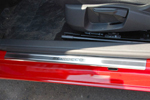 Накладки на внутренние пороги (нерж.) для Volkswagen Sirocco 2008- (Nata-Niko P-VW26)