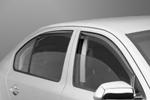 Ветровики (дефлекторы окон) для Skoda Octavia II 2008- (Climair, CLI0033631/CLI0042953)