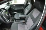 Авточехлы (Leather Style) для Skoda Rapid Spaceback 2012+ (MW BROTHERS)