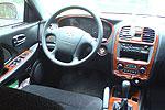 Накладки салона Hyundai Sonata 2002-2005 14 Pcs (Wowtrim, HISA02C)