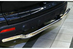 Защита задняя Honda CR-V 2007 d 60(42) (Союз-96, HCRV.75.0429)