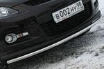 Защита переднего бампера Mazda CX-7 2007- d 42 (Союз-96, MACX.48.0546)