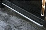 Пороги труба Opel Antara 2006- d 60 (компл 2шт) (Союз-96, OPAN.80.0586)