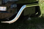 Решётка передняя Great Wall Hover 2008- d 76 мини низкая (Союз-96, GWHV.56.0679)