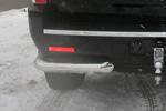 Защита задняя Cadillac Escalade 07- d76 одинарные