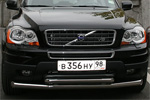 Дуга передняя Volvo XC90 d76/60 двойная (Союз-96, VOXC48538)
