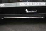 Пороги труба Volvo XC90 d42 (Союз-96, VOXC80542)