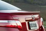 """Задний спойлер """"Сабля"""" для Toyota Camry (V40) 2006-2011 (Kindle, TYT-011)"""