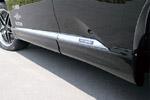Спойлеры порогов Lexus RX 350/450h 09- (Jaos, B030270)