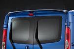 "Задний спойлер ""распашонка"" для Opel Vivaro 2006-/Renault Trafic 2006- (AD-Tuning, OVI.401.03)"